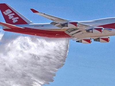 Το μεγαλύτερο πυροσβεστικό αεροπλάνο στον κόσμο