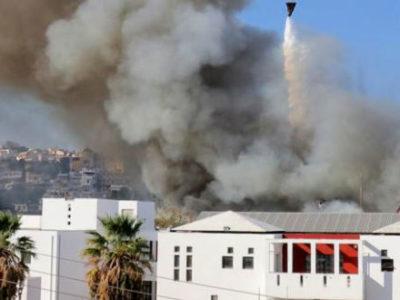 Μαραθώνιος μετρήσεων του ΕΠΕΧΗΔΙ για την ρύπανση από την φωτιά