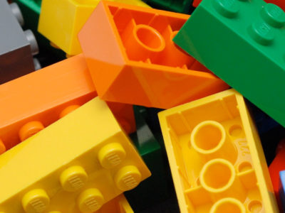 Tα lego τουβλάκια γίνονται φιλικά στο περιβάλλον