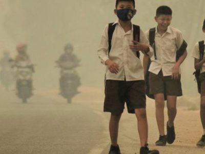 600.000 παιδιά σκοτώνει η ατμοσφαιρική ρύπανση