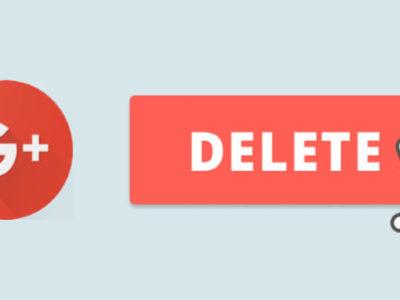 Το Google+ κλείνει οριστικά