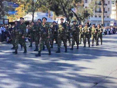 Κορυφώθηκε ο εορτασμός του ΟΧΙ στο Ηράκλειο