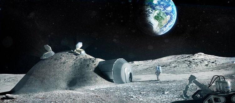 Η Ρωσία θα κατασκευάσει βάση στην Σελήνη