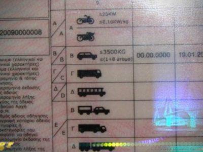 Τι αλλάζει στα διπλώματα οδήγησης