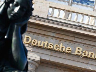 Ψάχνουν την Deutsche Bank για ξέπλυμα χρήματος