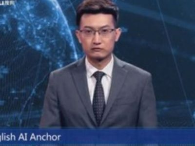 Η τεχνητή νοημοσύνη παρουσιάζει τις ειδήσεις στην Κίνα