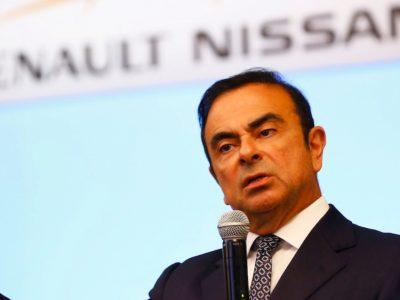 Συνελήφθη ξανά ο Carlos Ghosn της Nissan