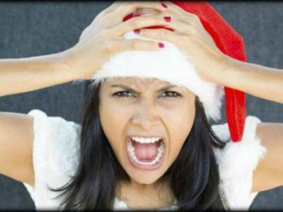 Χριστουγεννιάτικο χώσιμο στην δουλειά