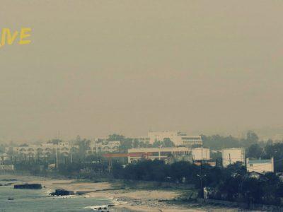 Επιστρέφει η αφρικανική σκόνη στην Κρήτη