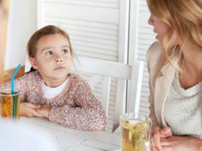 Αρνητικά πράγματα που λέμε στα παιδιά