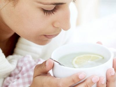 Τι τρώμε όταν έχουμε κρυολόγημα ή πυρετό
