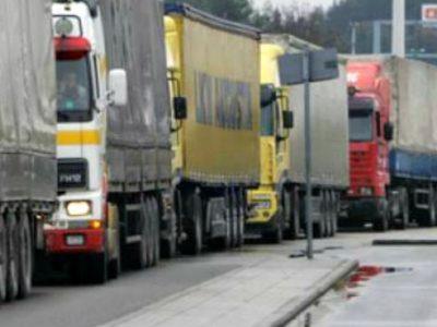 Κυκλοφορία φορτηγών και ρυμουλκούμενων οχημάτων