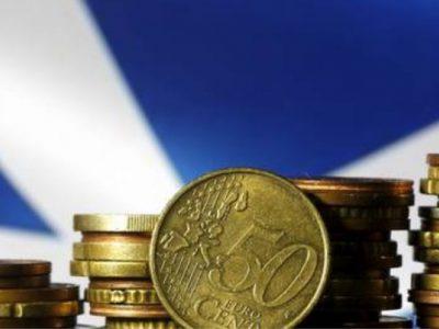 Πρωτογενές πλεόνασμα 823 εκατ. ευρώ
