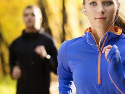 Τρέξιμο ή περπάτημα