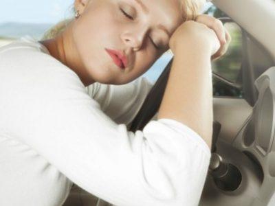 Ο χαμένος ύπνος οδηγεί σε τροχαίο