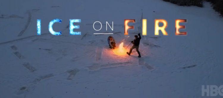 Ice on Fire το ντοκιμαντέρ του ΝτιΚάπριο