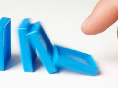 Domino από πρόστιμα στην μπλε πιτσαρία