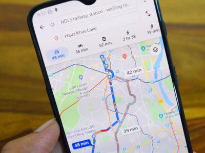 2 νέα χαρακτηριστικά στο Google Maps