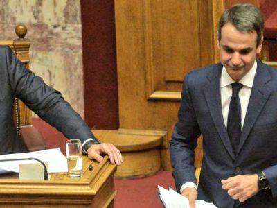 Ο Μητσοτάκης δεν πάει σε debate με Τσίπρα