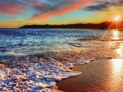 Εντυπωσιακά ελληνικά ηλιοβασιλέματα