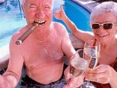 Ζουν περισσότερο οι πλούσιοι
