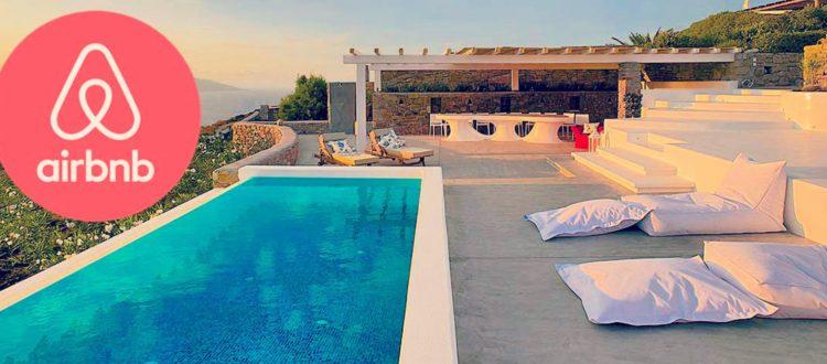 Πόσα σπίτια στην Κρήτη είναι στο Airbnb