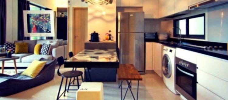 Το εντυπωσιακό διαμέρισμα ενός εργένη