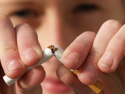 Καμπάνια ενάντια στο κάπνισμα