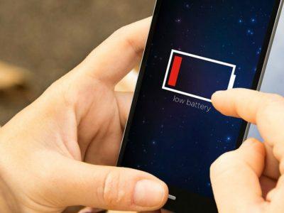 Γιατί αδειάζει γρήγορα η μπαταρία του smartphone