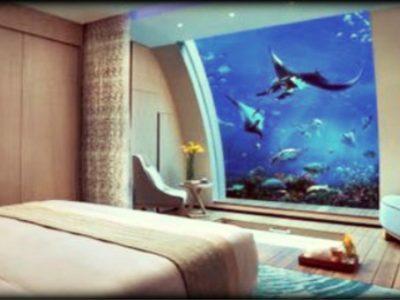 Υπάρχουν και υποβρύχια ξενοδοχεία