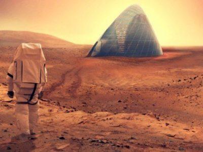 Πως θα είναι οι πρώτες κατοικίες στον Άρη