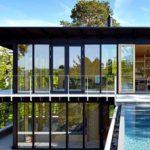 Ένα εντυπωσιακό σπίτι από ξύλο
