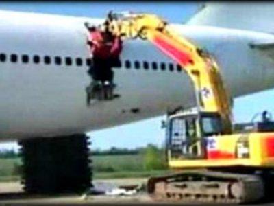 Πως να κάνεις βίδες ένα Boeing