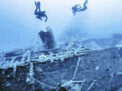 10 ναυάγια που προκαλούν δέος