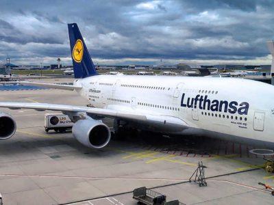 Ταλαιπωρία από την απεργία της Lufthansa