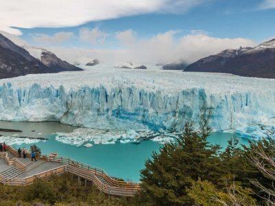 Ο πιο διάσημος παγετώνας της Παταγονίας