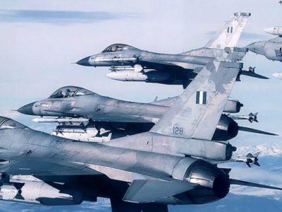 Τα ελληνοτουρκικά επιταχύνουν το update των F-16