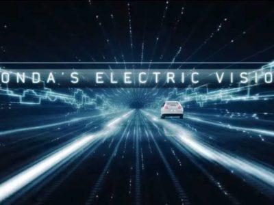 Hλεκτροκίνητη η Honda στην Ευρώπη
