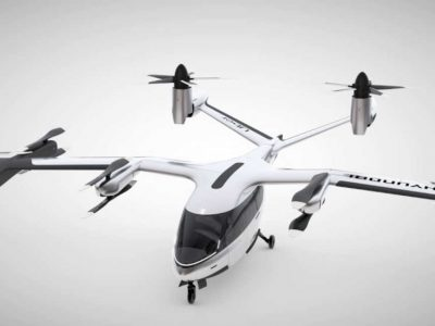Hyundai και Uber σχεδιάζουν αεροταξί