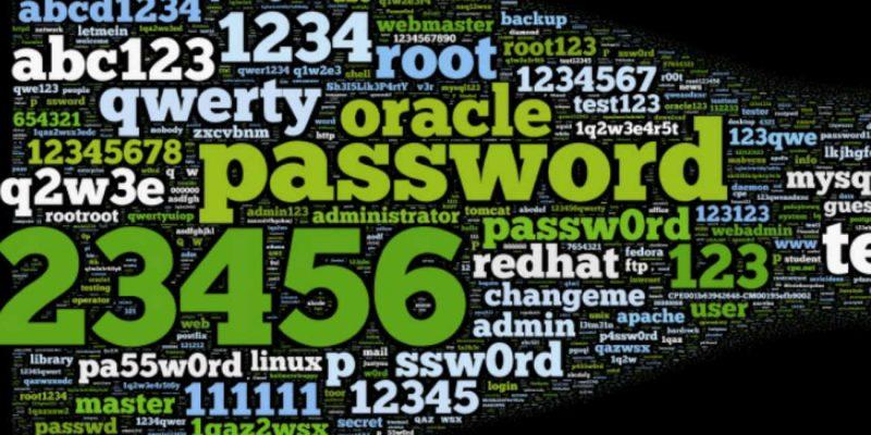Συμβουλές για ισχυρά passwords