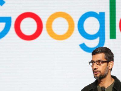 Ο αστρονομικός μισθός του νέου CEO της Google