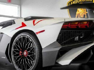 Αυτή είναι η πιο όμορφη Lamborghini