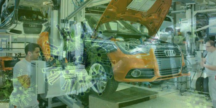 Μειώνεται η παραγωγή αυτοκινήτων