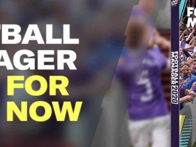 Δωρεάν το «Football Manager 2020»