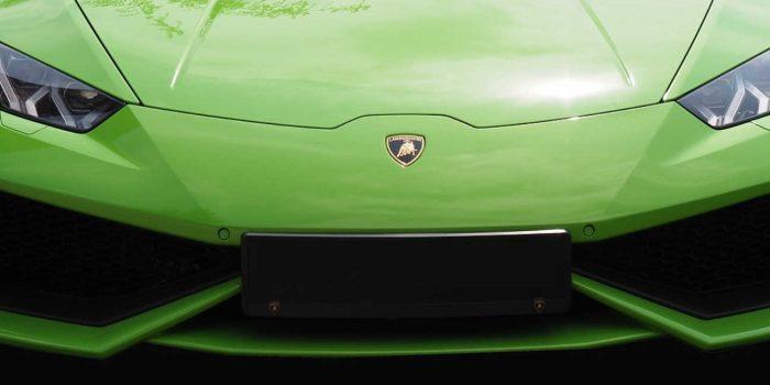Βόλτα στο μουσείο της Lamborghini