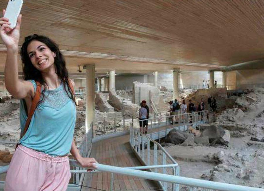 Online επίσκεψη σε μουσεία και αρχαιολογικούς χώρους