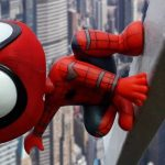 Ο spiderman κατά του Covid-19